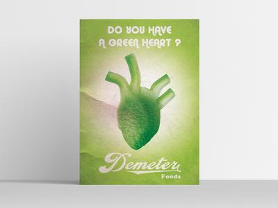 Demeter Foods poster
