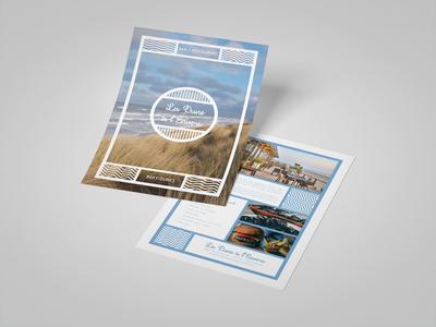 La Dune à l'Envers leaflet