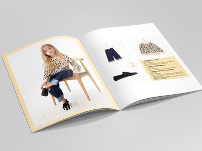 Zara Catalogue