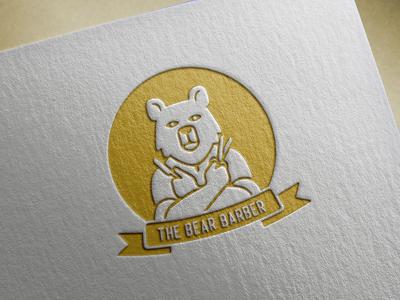 The Bear Barber identity