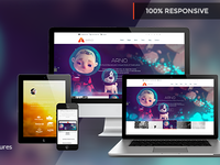 Arno - Multipurpose HTML Template