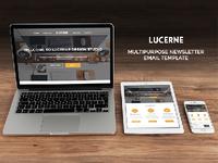 Lucerne - Multipurpose Newsletter Email