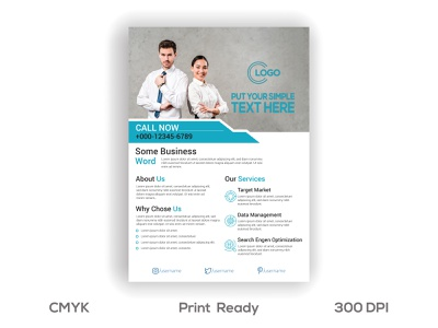 Corporate Flyer Design amazing white colorful gdrithk use multipurpose layered best concept print ready logo business clean branding a4 illustration cmyk businessflyer simple design creative design 300dpi corporate flyer design