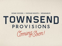 Townsend Provisions