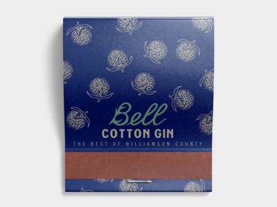 Bell Cotton Gin