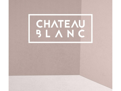 Brand identity for Chateau Blanc