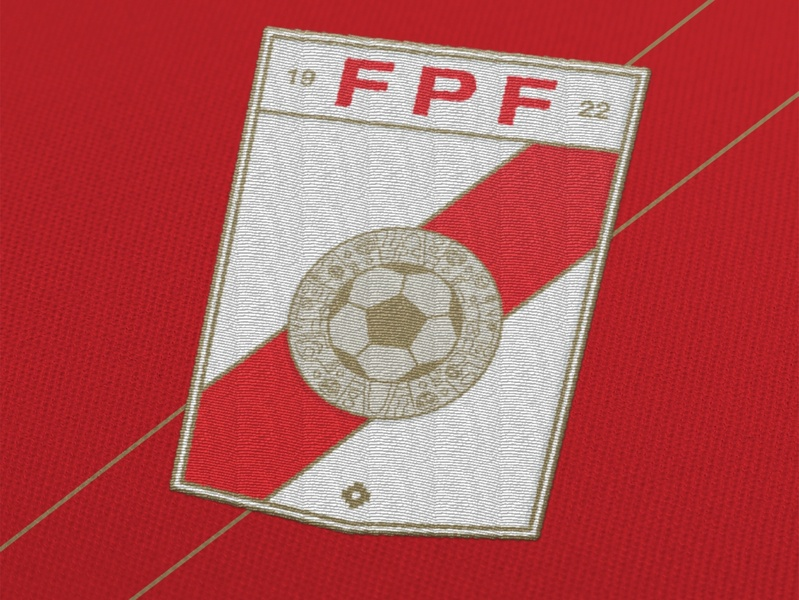 Peru footballl team rebrand | World Cup Challenge 2018