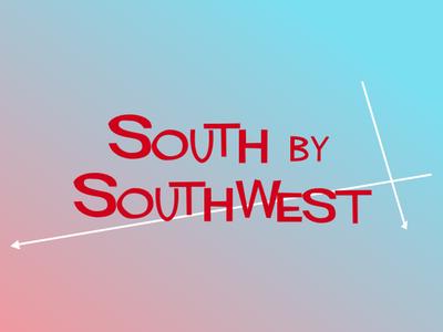 Identity Study for SXSW