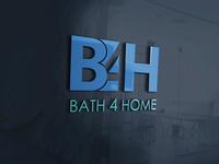 B4H Logo Design