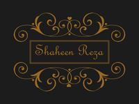 Royal and luxury Signature Logo