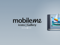 MobileMe Icons : Gallery