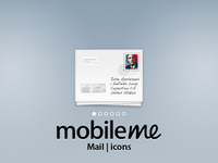 Mobile Me Icons : Mail