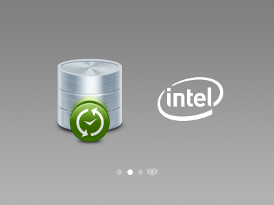 Intel Icons : Database Restoration 128px intel iconsutra icon database restore drums