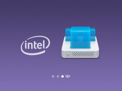 Intel icons   virtual servers