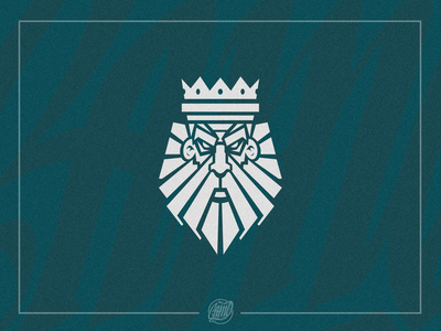 Mad King royal face brand design brand character camocreative crown king