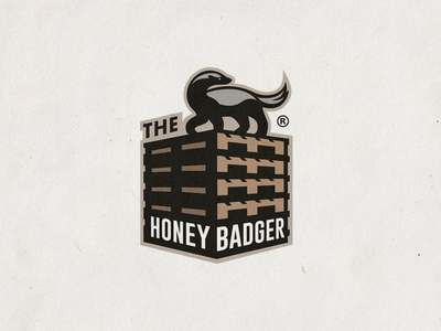 The Honey Badger Pallet Machine