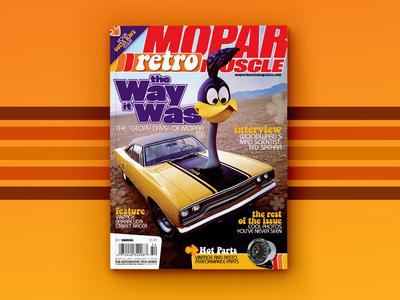 Mopar Muscle Retro Special Issue