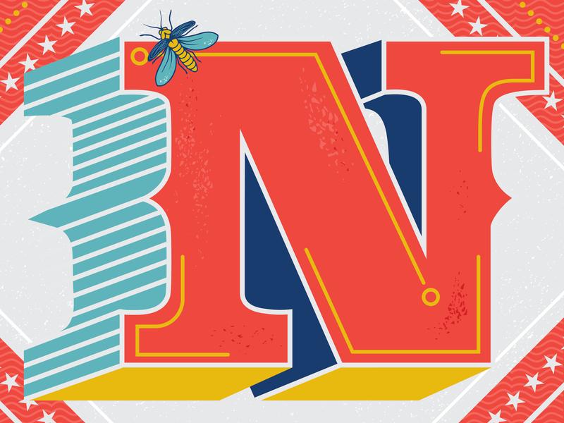 Nashville Lettering - 01 illustrations graphic design design music city typogaphy type handlettering lettering nashville