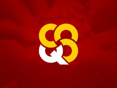 Collaboration app logo concept