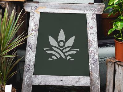 CBD Farm Logo design