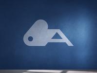 Paper Roll Logo design