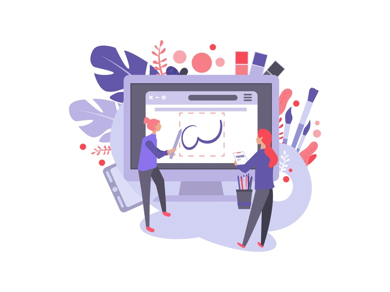 Presentation of the design process.