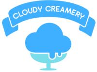 Cloudy Creamery Logo