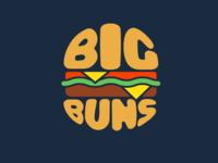 Big Buns Burger Logo