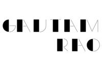 Deco lettering