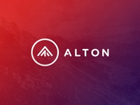 Alton Logo Design