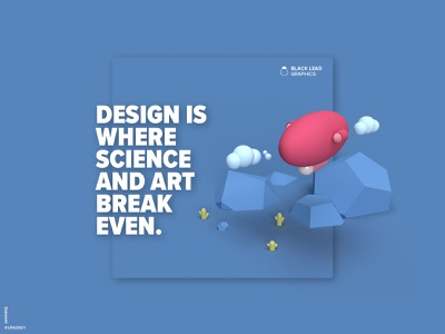First 3D Exploration ad design colorful dimension 3d art lettering minimal typography exploration design