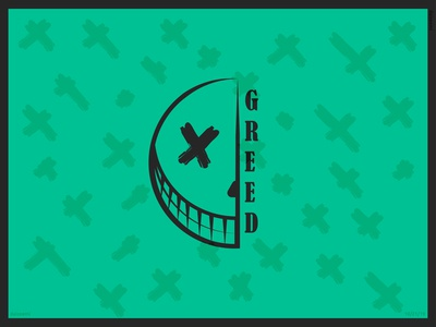 Greed Band Logo