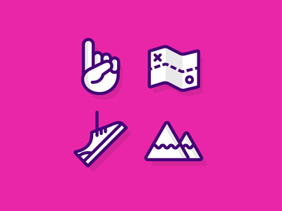 Fun Icons icons design icon design iconography icons pack iconset icons