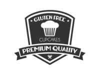 Gluten Free Retro / Vintage Logo