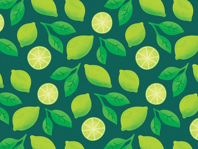 When life gives you lemons, make them into limes fruit yellow green pattern illustration citrus limeade limes