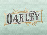 Oakley Fauxsaic