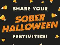Halloween Instagram Contest Graphic