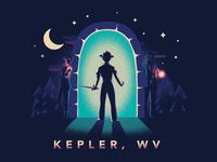 Kepler, WV amnesty lodge amnesty ned chicane duck newton aubrey little illustration kepler the adventure zone