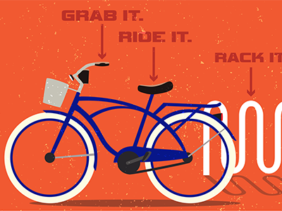 ChargerCycle Postcard, 2013