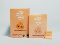 Packaging Design - Chrysanthemum Tea Box