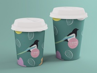 Packaging Design - Magpie Coffee