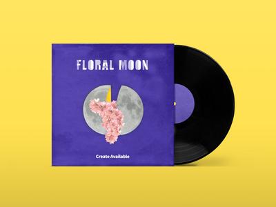 Vinyl Records Album Design