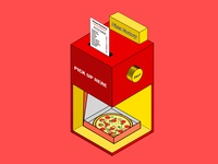 Illustration: Pizza Factory