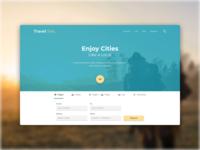 Journey, Trip, Travel Site.
