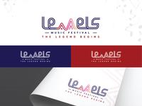 Levels Music Festival Logo