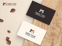 Saba Trust Logo Concept