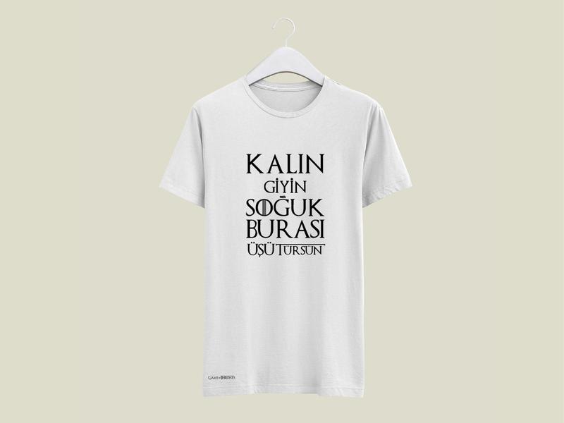 Game Of Thrones /  T-shirt design black white design art t-shirt branding t-shirt graphic t-shirt design t-shirt typography branding turkey illustrator design game of thrones