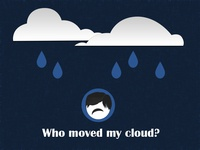 Who moved my cloud?