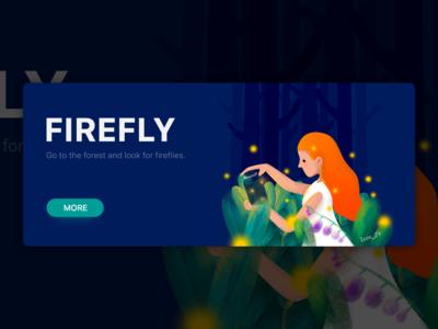 Banner - Firefly