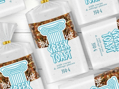 Toast packaging design